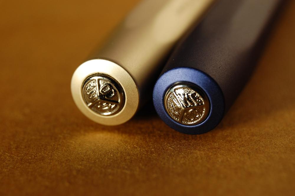 Kaweco AL Sport - champagner & blau
