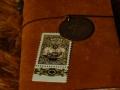 "Midori Traveler's Notebook: Limited ""Traveler's Star Edition"" mit Discworldbriefmarke ""Riverboat Post"""