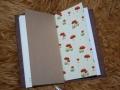 selbstgemachtes Notizbuch fürs Midori Traveler's Notebook