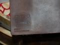 Midori Traveler's Notebook (braun) mit Prägung