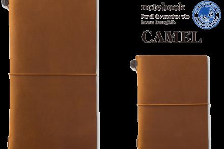 Traveler's Notebook Camel