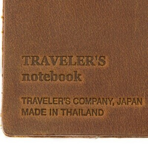 Traveler's Notebook Rebranding