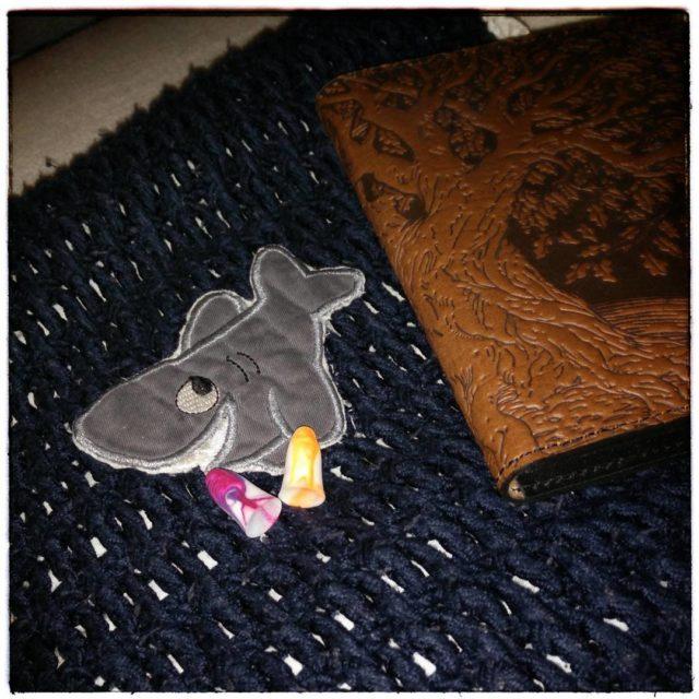 Ohrenstpsel Kuschelkissen und ein Pratchett auf dem Kindle! partyhard hurra