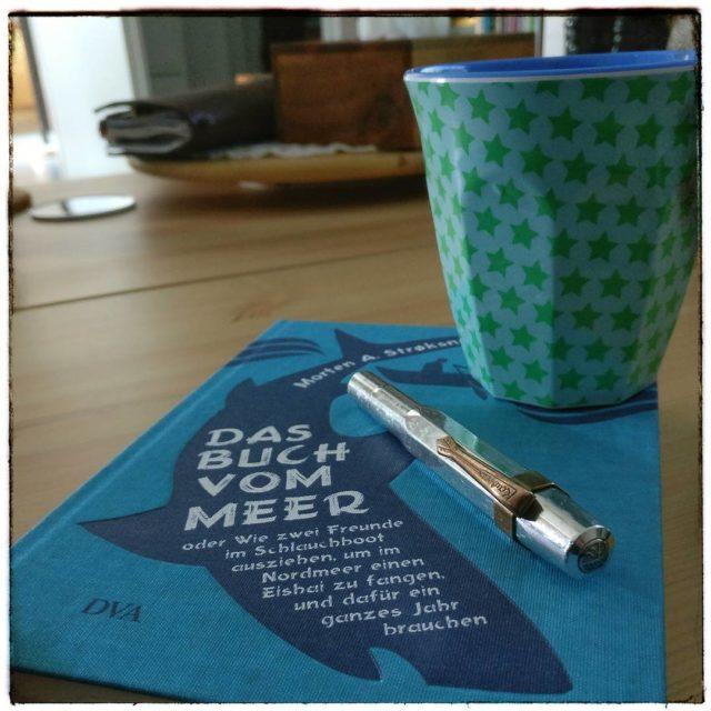 Buch  frisches Wasser  Fller frs Zitatekritzeln  Wiehellip
