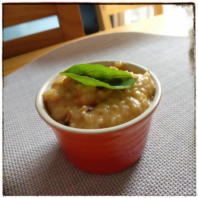 Oh Comfort food risotto frischausobelixenselektrozauberkessels