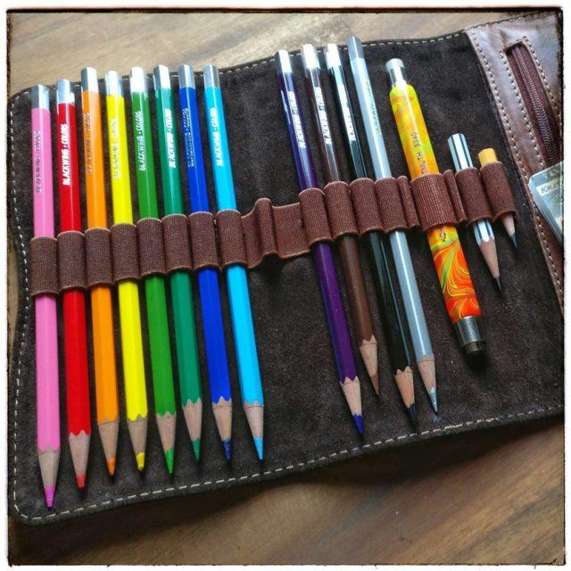 Ein neues mobiles Bettchen fr die Bunt und Bleistifte Undhellip